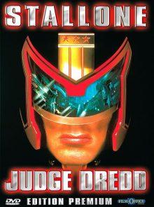 Judge dredd - édition premium