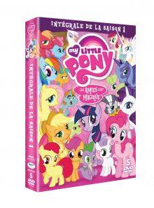 My little pony : les amies c'est magique ! - intégrale de la saison 1
