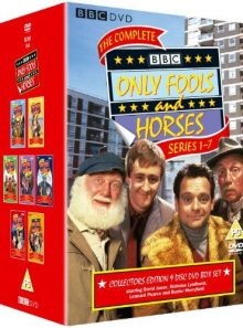 Only fools and horses complete series 1 7 box set [region 2]