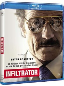 Infiltrator - blu-ray