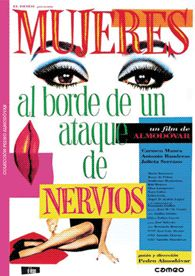 Mujeres al borde de un ataque de nervios (1988) (import)