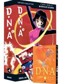Dna2 - vol. 4 - édition limitée