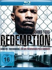 Redemption-blu-ray disc