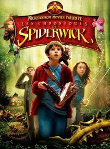 Les chroníques de spiderwick: vod sd - location