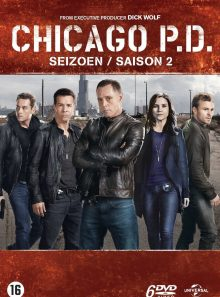 Chicago police departement - saison 2 - edition benelux