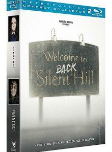 Silent hill + silent hill : révélation - pack - blu-ray