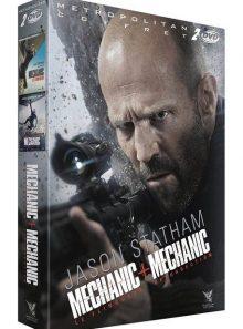 Mechanic : le flingueur + mechanic : resurrection