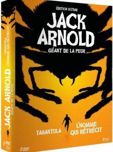 Jack arnold, géant de la peur : tarantula + l'homme qui rétrécit - édition ultime blu-ray + dvd