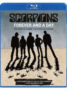 Scorpions : forever and a day + live in munich 2012 - blu-ray