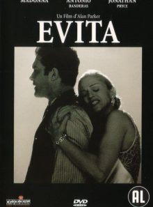 Evita - édition collector - edition belge