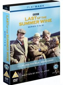 Last of the summer wine series 11 &