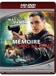 La mémoire dans la peau - hd-dvd
