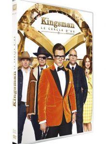 Kingsman 2 : le cercle d'or - dvd + digital hd
