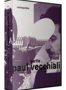 Retrospective paul vecchiali de 1983 à 1989, partie 2 - dvd + livre