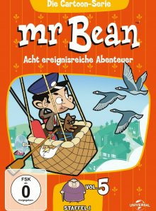 Mr. bean - die cartoon-serie 5