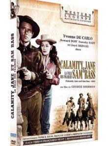 Calamity jane & sam bass - la fille des prairies - édition spéciale