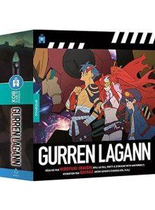 Gurren lagann - intégrale série tv + 2 films - édition ultimate intégrale - blu-ray