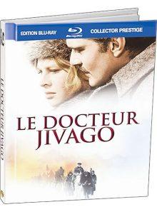 Le docteur jivago - édition spéciale fnac collector prestige - blu-ray