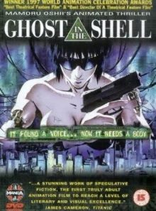Ghost in the shell - edition belge