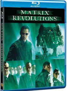 Matrix revolutions - warner ultimate (blu-ray)