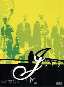 The story of jazz / master of jazz / collection archives inedites