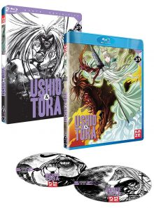 Ushio & tora - box 2/3 - blu-ray