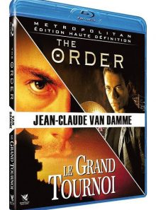 The order + le grand tournoi - pack - blu-ray