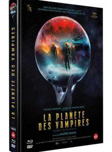 La planète des vampires - combo blu-ray + dvd