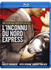 L'inconnu du nord-express - blu-ray