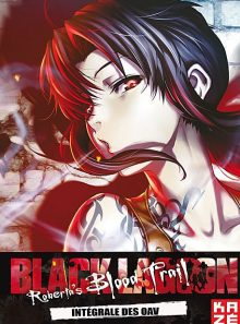 Black lagoon : roberta's blood trail - intégrale des oav