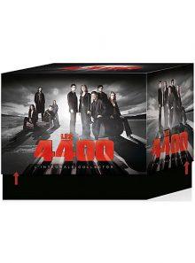 Les 4400 - l'intégrale - saisons 1 à 4 - édition collector