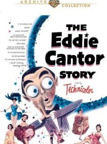 Eddie cantor story (archive collection/ on demand dvd-r)