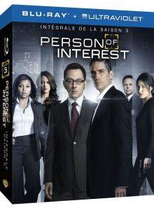 Person of interest - saison 3 - blu-ray + copie digitale