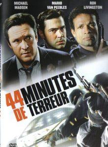 44 minutes de terreur (dvd locatif)