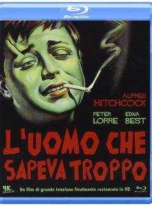 L uomo che sapeva troppo (1934) [italian edition]