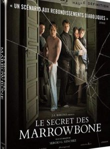 Le secret des marrowbone - blu-ray