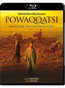 Powaqqatsi (la vie en transformation) - version restaurée - blu-ray