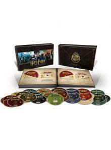 Harry potter - l'intégrale des 8 films - édition limitée - blu-ray