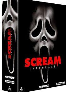 Scream - l'intégrale - blu-ray