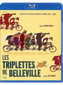 Les triplettes de belleville - blu-ray