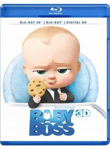 Baby boss - blu-ray 3d + blu-ray + digital hd