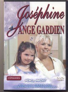 Josephine ange gardien : robe noire pour un ange + trouvez moi le prince charmant
