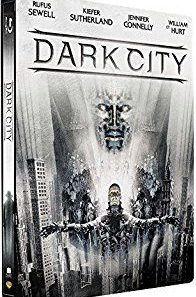 Dark city - édition steelbook - blu-ray