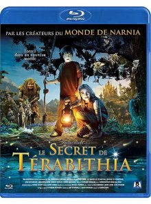 Le secret de terabithia - blu-ray