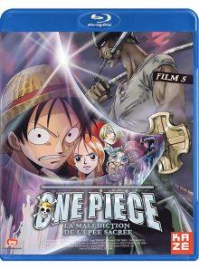 One piece - le film 5 : la malédiction de l'épée sacrée - blu-ray