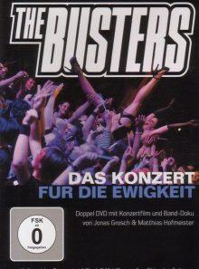 The busters - das konzert für die ewigkeit (2 discs)