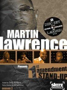 Martin lawrence's first amendment: season 2