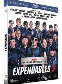 Expendables 3 - édition collector boîtier steelbook - blu-ray