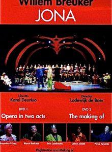 Breuker : jona, opéra en 2 actes
