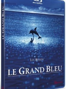 Le grand bleu - version longue - blu-ray